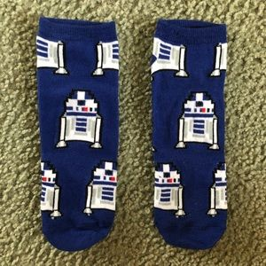 Star Wars graphic socks bundle 4 PAIRS